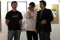 Skupina výtvarníků Vypečení
