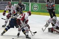 Prohra v Šumperku definitivně pohřbila naděje prostějovských hokejistů na postup do prvoligového play off.