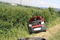 Nehoda u Lipníka nad Bečvou