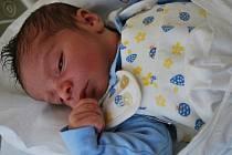 Michal Majar, Přerov, narozen 29. července 2009 v Přerově, míra 49 cm, váha 3 720 g