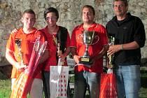 Pétanque Valšovice - úspěšní hráči