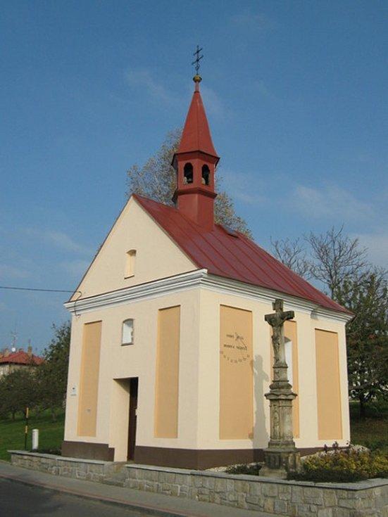 Kaple v Milenově.
