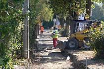 Rekonstrukce Studentské ulice v Hranicích