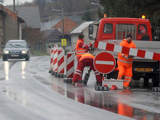 Skončila několikakilometrová objížďka mezi Přerovem a Olomoucí.