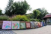 Mezinárodní výtvarné sympozium Hraniceum 2019.