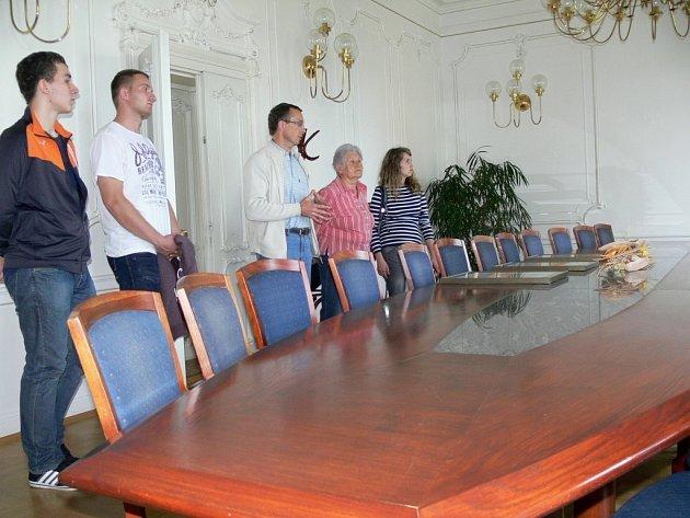 Komentovaná prohlídka v Kunzově vile v Hranicích