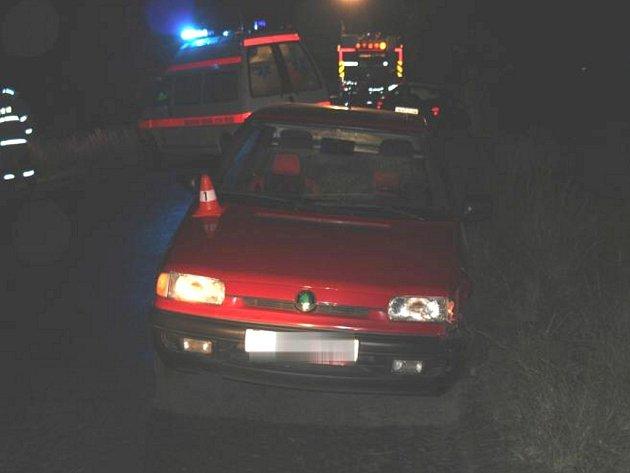 Škoda na obou vozidlech byla vyčíslena na 45 tisíc korun.