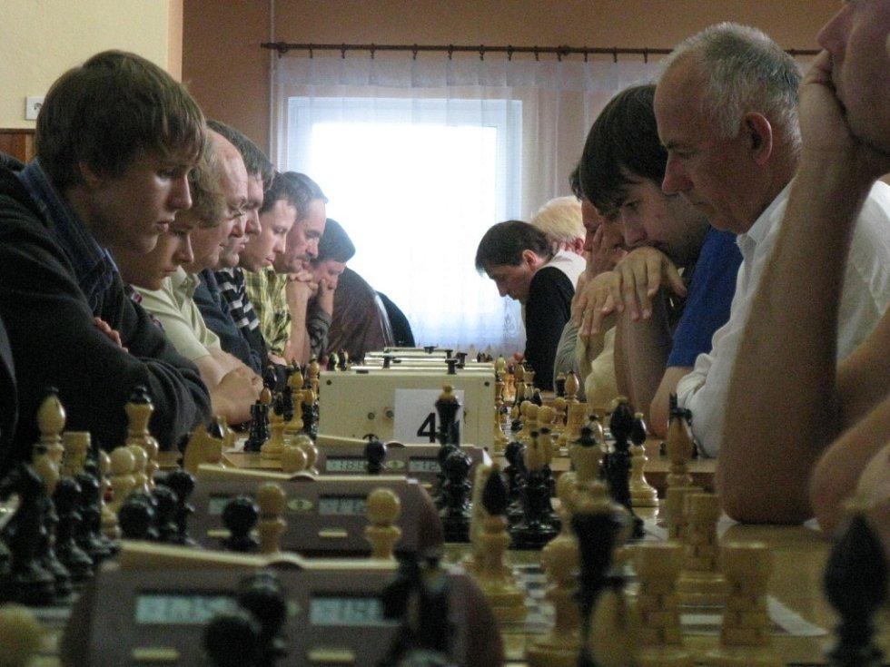 Na turnaj do Skaličky přijelo 140 šachistů z celé Moravy.