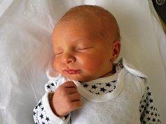 Jakub Kňura, Přerov, narozen dne 24. října 2012 v Přerově, míra: 49 cm, váha: 3 220 g
