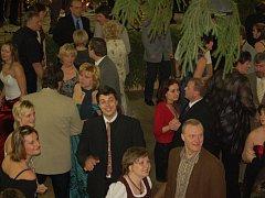 V Loučce se v sobotu konal vyhlášený Myslivecký ples.