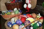 Výstava velikonočních tradic v Galerii M+M