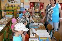 Mateřinka v Ústí na školní výstavě