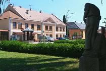 Černotín - obecní úřad