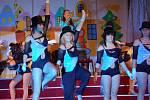 Galakoncert zpestřilo i taneční a divadelní vystoupení.