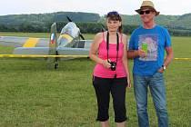 Petr Jirmus. Air-auto-moto veteranfest na drahotušském letišti