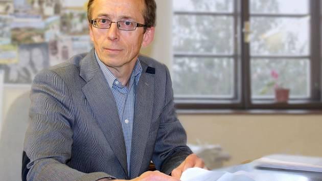Ivo Lesák, předseda hnutí Otevřená radnice v Hranicích