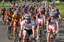 Hlavního závodu na 217 kilometrů se zúčastnilo třiadevadesát závodníků.