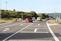K častým dopravním nehodám dochází na křižovatce zvané Horecko v Lipníku nad Bečvou. K poslední havárii zde došlo ve středu 13. srpna.