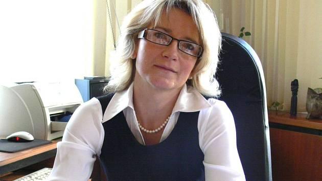 Předsedkyně Okresního soudu v Přerově Táňa Šimečková.