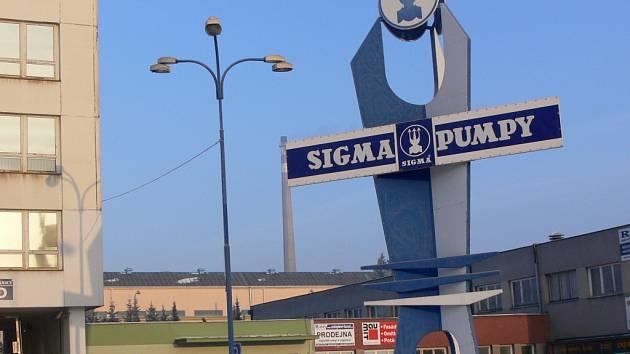 Postižena krizí je i hranická Sigma, která propustila dvě desítky pracovníků.