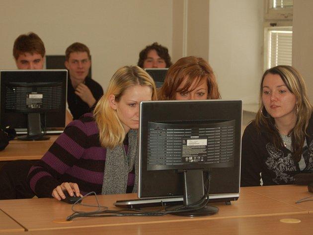 Vysoká škola logistiky v Přerově. Ilustrační foto
