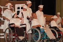 Své pěvecké, herecké i taneční umění předvedou na prknech Městského domu v Přerově tělesně i mentálně postižení lidé.