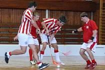 Přerovští florbalisté prohráli další dvě utkání a zatím doplácejí na nováčkovskou daň ve 2. lize.