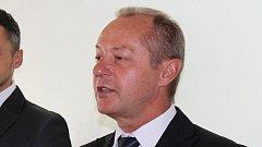 Hranický starosta Jiří Kudláček
