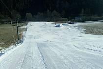 Ski areál Potštát