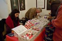 Vánoční výstava na zámku v Hustopečích