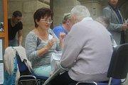 Setkání s hranickou charitou. Ilustrační foto