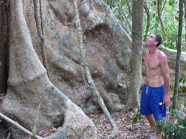 Při svých cestách měl Miroslav Pavelka možnost obdivovat i různé přírodní divy.