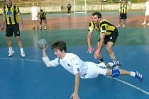 Žeravické áčko skončilo na domácím turnaji v poslední přípravě před sezonou až třetí.