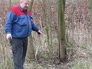 V křoví v ulici Lipnická v Přerově byly nalezeny 21. dubna pozůstatky lidského těla.