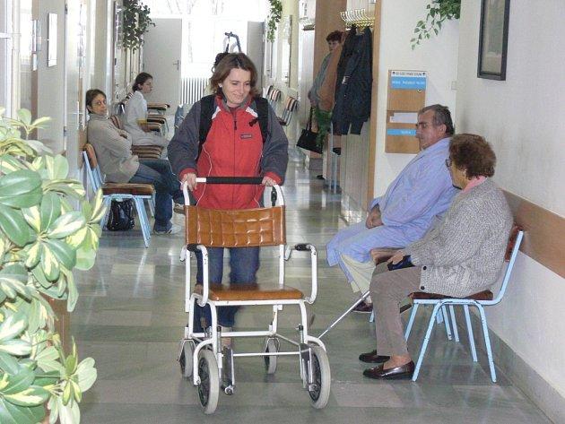 Hlasování pacientů vyneslo hranickou nemocnici na třetí místo v Olomouckém kraji.