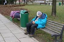 Někteří bezdomovci tvrdí, že trpí žloutenkou.