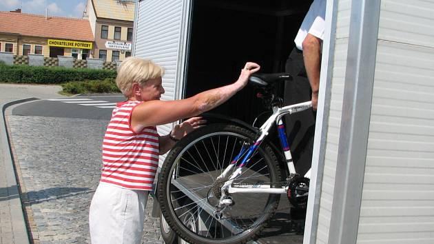 Cyklobus využívají Prostějované více o víkendech, ve všední dny vyrážejí raději až před polednem.