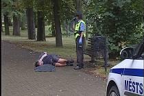 Policie zadržela lupiče z banky