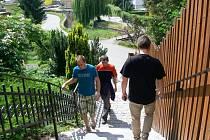 Stížnosti kvůli čištění veřejných prostor míří na Židovské schody i horní podloubí