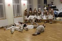Obecní ples v Býškovicích