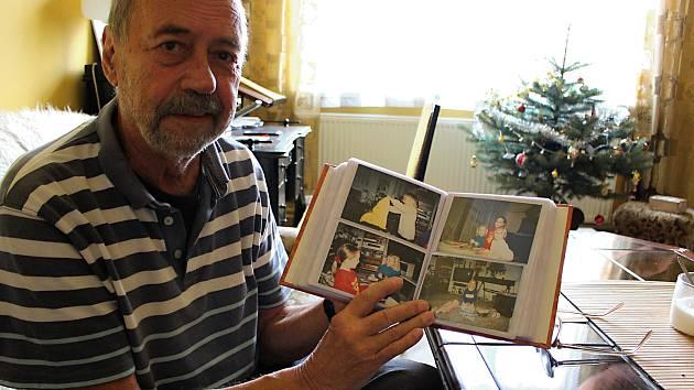 Vánoční svátky mají pro Bronislava Ludmilu stále velké kouzlo. Rodinná pohoda se svými nejbližšími je pro něj na prvním místě.