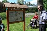 Otevření lázeňské kolonády v Teplicích nad Bečvou