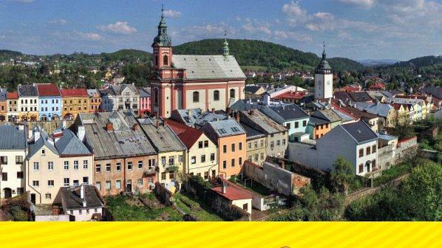 Titulní fotografie z nové publikace o Hranicích Jiřího J.K. Nebeského
