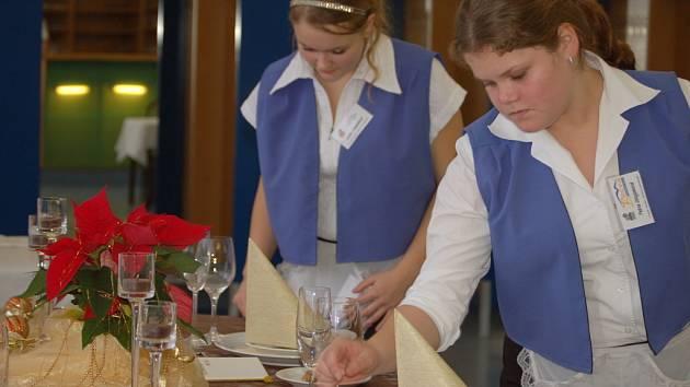 Vaříme se Střední školou gastronomie a služeb v Přerově.