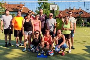3. ročník volejbalového turnaje vTeplicích nad Bečvou
