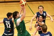 Basketbalisté Sigmy Hranice