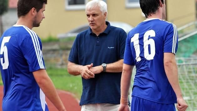 Trenér Alexander Bokij