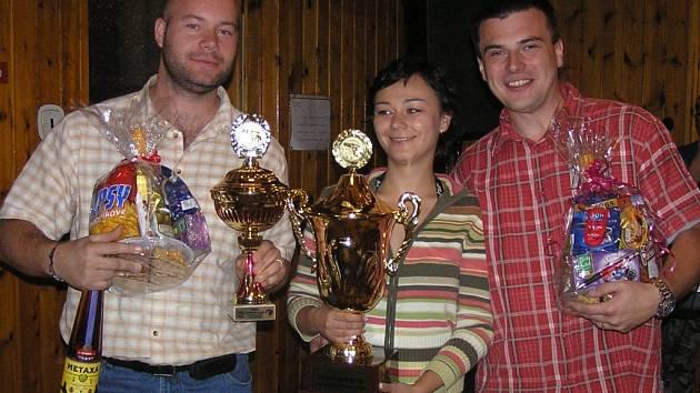 Vítězný tým IPA Hranice.