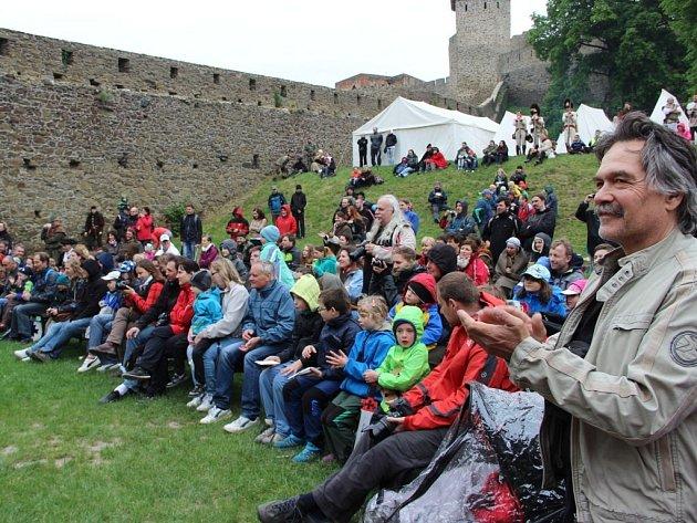 Festival vojenské historie na Helfštýně