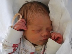 Silvinka Indráková, Výkleky, narozena 5. ledna 2012 v Přerově, míra 50 cm, váha 3 024 g